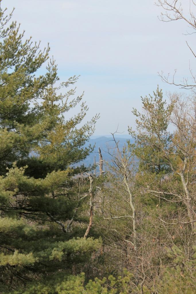 Atop Big Glassy Mountain, Carl Sandburg Home National Historic Site, Hendersonville, NC