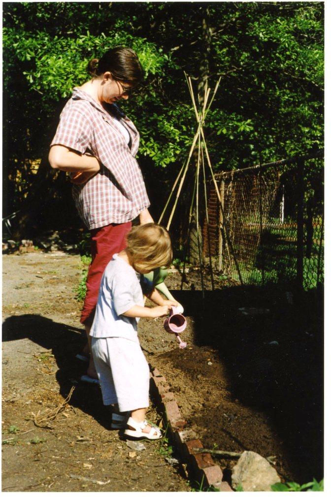 Spring Planting, 2003